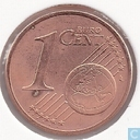Monnaies - Luxembourg - Luxembourg 1 cent 2007