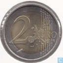 "Munten - Luxemburg - Luxemburg 2 euro 2005 ""50th birthday of Henri - 100th anniversary of Adolphe's death"""