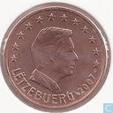 Monnaies - Luxembourg - Luxembourg 5 cent 2007
