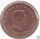 Monnaies - Luxembourg - Luxembourg 2 cent 2008