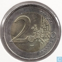 Monnaies - Luxembourg - Luxembourg 2 euro 2004