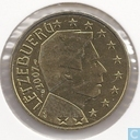 Coins - Luxembourg - Luxembourg 50 cent 2007