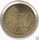 Monnaies - Luxembourg - Luxembourg 10 cent 2004