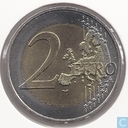 "Monnaies - Luxembourg - Luxembourg 2 euro 2008 ""Château de Berg"""