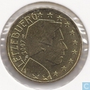 Monnaies - Luxembourg - Luxembourg 10 cent 2007