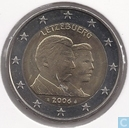"Coins - Luxembourg - Luxembourg 2 euro 2006 ""25th Birthday of Guillaume"""