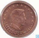 Coins - Luxembourg - Luxembourg 5 cent 2004