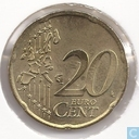Coins - Luxembourg - Luxembourg 20 cent 2004