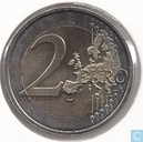 "Monnaies - Luxembourg - Luxembourg 2 euro 2009 ""90th Anniversary of Charlotte's Accession to the Throne"""