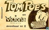 Comic Books - Bumble and Tom Puss - Tom Poes en de Victoria biscuits - avontuur no 2