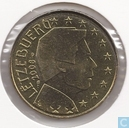 Coins - Luxembourg - Luxembourg 50 cent 2008