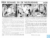 Comic Books - Bumble and Tom Puss - Heer Bommel en de wezelkennis