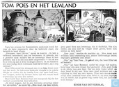 Comic Books - Bumble and Tom Puss - Tom Poes en Lemland