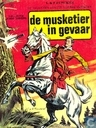 Bandes dessinées - Capitan - De musketier in gevaar
