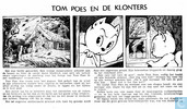 Comic Books - Bumble and Tom Puss - Tom Poes en de klonters