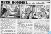 Comic Books - Bumble and Tom Puss - Heer Bommel en de Atlantiër