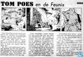 Comic Books - Bumble and Tom Puss - Tom Poes en de Feunix