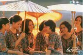 Singapore Airlines (Singapore girls)