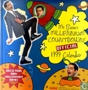 Mr. Bean's Millennium Countdow! - Official 1999 Calendar