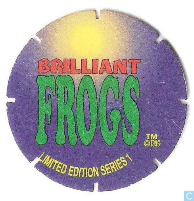 Peppermint Patty - Brilliant Frogs Limited Edition Series 1
