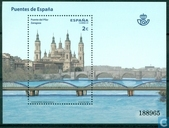 Bridges of Spain - Puentel del Pilar - Zaragoza