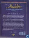 Books - Miscellaneous - Disney's Aladdin the making of a animated film