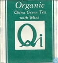 Organic China Green Tea with Mint