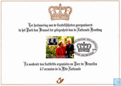 Wedding Anniversary of Albert II and Paola