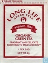 Oranic Green Tea
