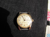 Admira Swiss 21 jewels, gold plated