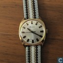 Raketa 2609HA - heren horloge USSR Gold Plated