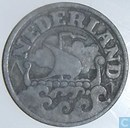 Coins - the Netherlands - Netherlands 25 cent 1942