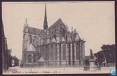 Amiens, La Cathedrale - L'Abside