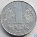 Coins - GDR - GDR 1 mark 1982