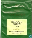 Delicate Green Tea
