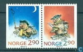 Postage Stamps - Norway - Ludvig