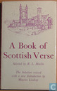 A Book of Scottish Vers