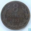 Guernsey 8 doubles 1893