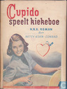 Books - Koen-Conrad, Netty - Cupido speelt kiekeboe