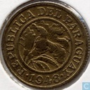 Paraguay 25 Centimo 1948