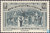 Postage Stamps - France [FRA] - French Revolution 150 years