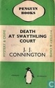 Death at Swaythling Court