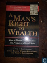 A man's right to wealth
