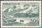 Postage Stamps - France [FRA] - Lake Lérié