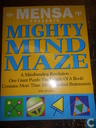 Mensa Presents Mighty Mind Maze