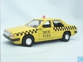 Toyota Crown S110 New York taxi