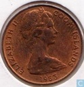 Cookeilanden  2 cents 1983
