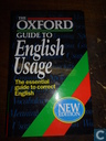 The Oxford guide to English usage - Second Edition