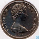"Cook Islands 10 cents 1979 (Matte) ""FAO"""
