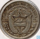"Panama 1/10 Balboa 1953 ""50th anniversary of Independence"""